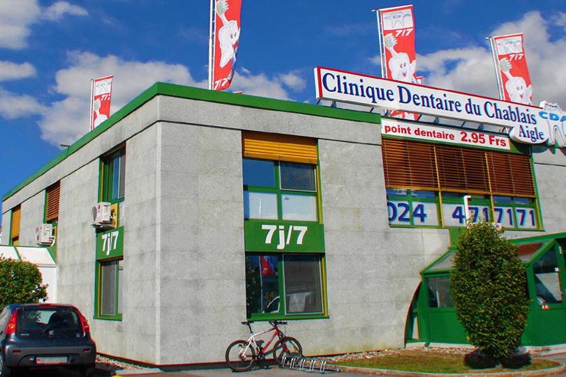 Clinique Dentaire Aigle